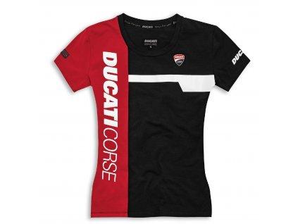 Dámské tričko Ducati Corse Track