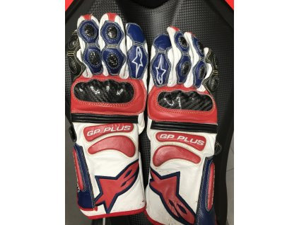 rukavice ALPINESTARS GP Plus retro