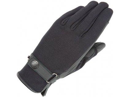 tucano urbano ladies bob leather gloves black