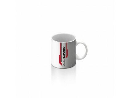 hrnek Ducati Corse červený