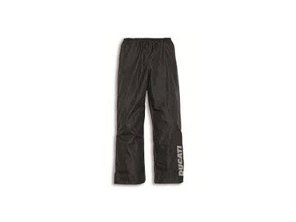 kalhoty do deště DUCATI STRADA černé