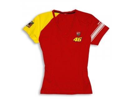 Dámské tričko Rossi D46 Start
