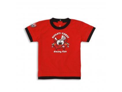 Dětské tričko Ducati Racing kids