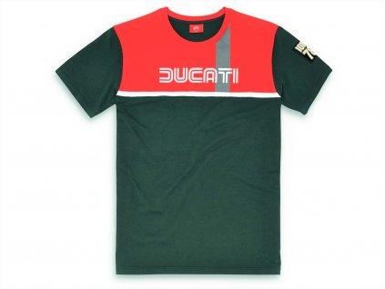 Tričko Ducati IOM 78