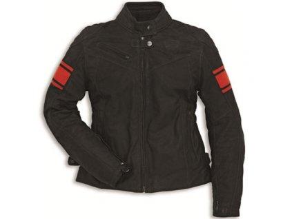 bunda Ducati Classic kožená dámská