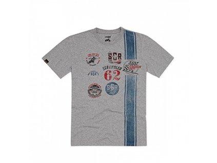 tričko Scrambler Fuel 62