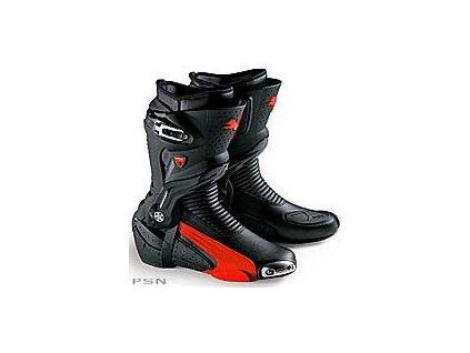 Boty Puma Ducati 1000 černočervené 43