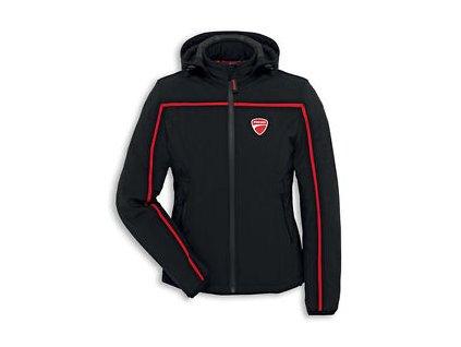Bunda Ducati Red Line textilní dámská