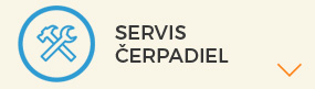 SERVIS ČERPADIEL