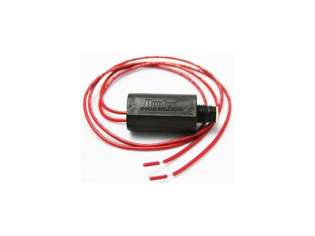 Solenoid 24V/AC k HUNTER elektromag. ventilom