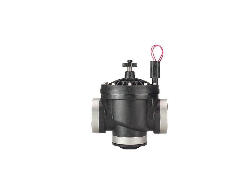 """Elektromag. ventil ICV-301-B, s reg.prietoku, 3"""" Vn-Vn, 24V/AC"""