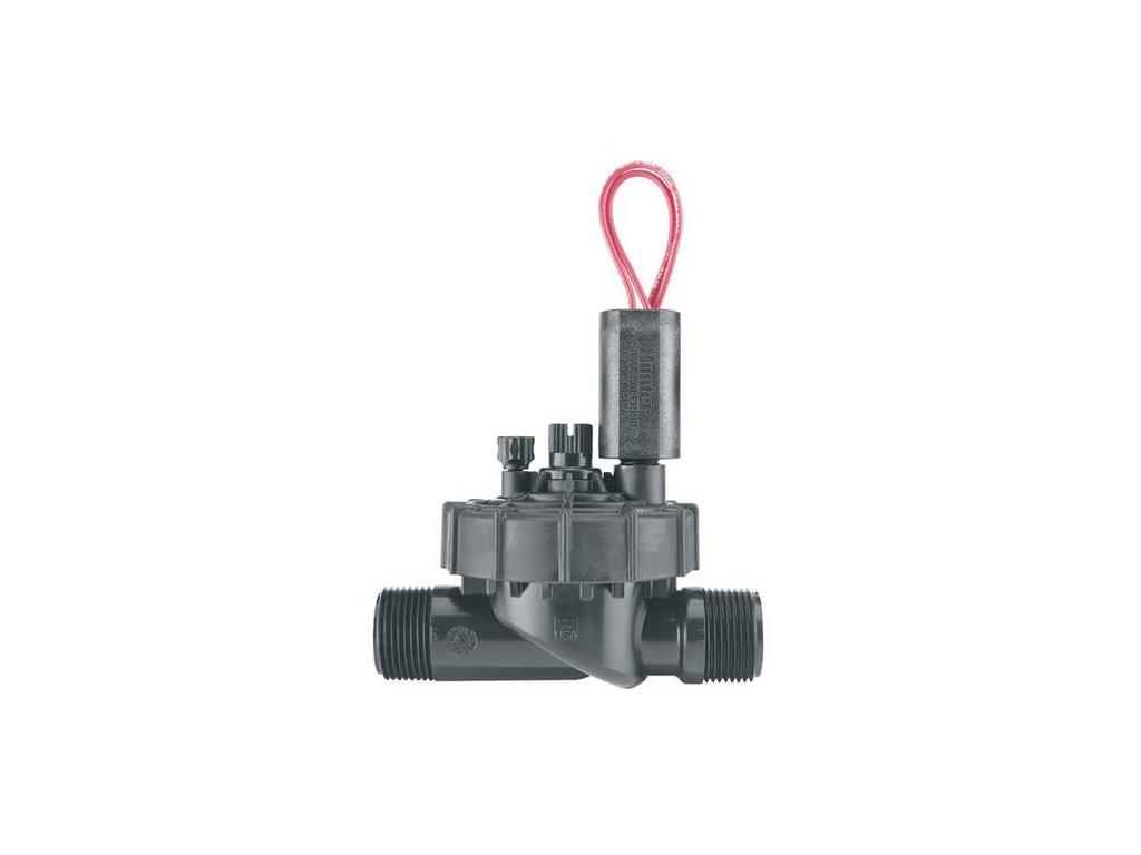 """Guľatý elektromag. ventil PGV-101-JAR TOP-MMB, s reg.prietoku, 1"""" Vo-Vo, 24V/AC"""