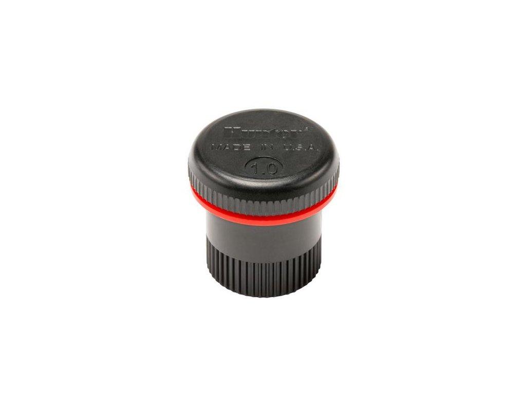 Tryska bubbler PCN-10, 3.8l/min, s reg.tlaku, dáždnik