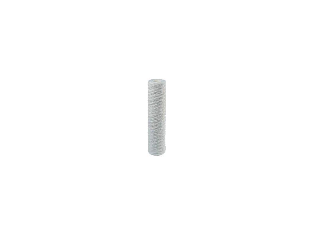Filtračná vložka vinutá FA 10 SX - 10 micron. Ne-toxické materiály vhodné pre pitnú vodu. Filtrácia: piesok, hrdza, jemné častice .
