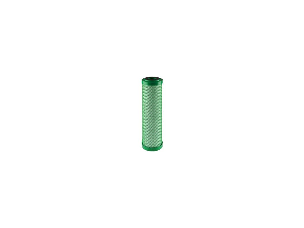 Filtračná vložka uhlíková CB-EC 10 SX - 10 micron. Ne-toxické materiály vhodné pre pitnú vodu.