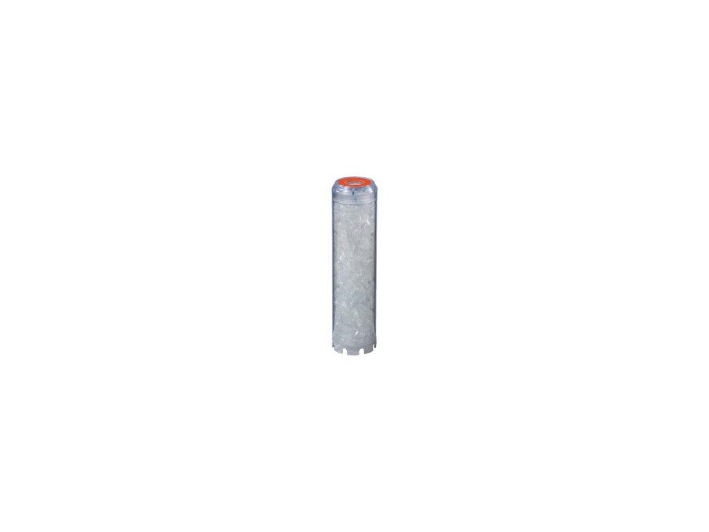 Kontajner s polyfosfátom HA 10 SX. Ne-toxické materiály vhodné pre pitnú vodu.