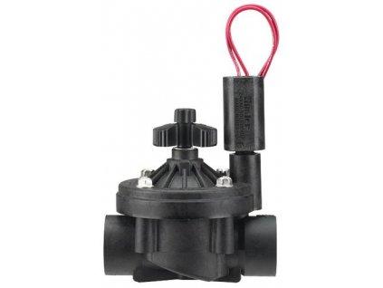 "Elektromag. ventil ICV-101G-B-FS, s reg.prietoku, vstav.filter, 1"" Vn-Vn, 24V/AC"