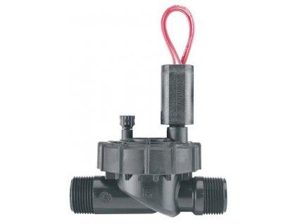 """Guľatý elektromag. ventil PGV-100-JAR TOP-MMB, bez reg.prietoku 1"""" Vo-Vo, 24V/AC"""