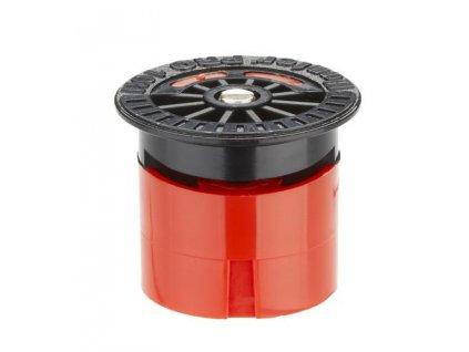 Tryska 10F, dostrek 3m, pevný uhol 360° - červená