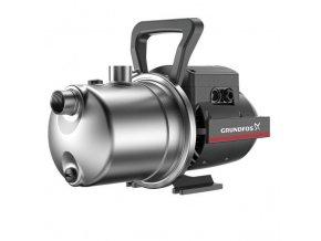 Odstredivé jednostupňové samonasávacie čerpadlo GRUNDFOS JP 6 EM; 1,4kW; 230V so zabudovaným ejektorom.