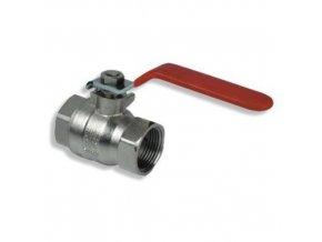 Guľový ventil FF páka (mosadz)