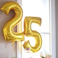 Dárek k 25. narozeninám