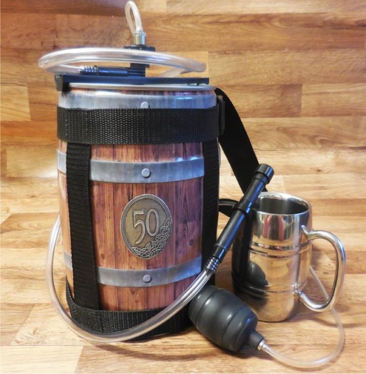 Pivní pohotovost - batoh