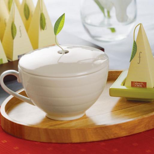 Luxusní čaje Tea Forte