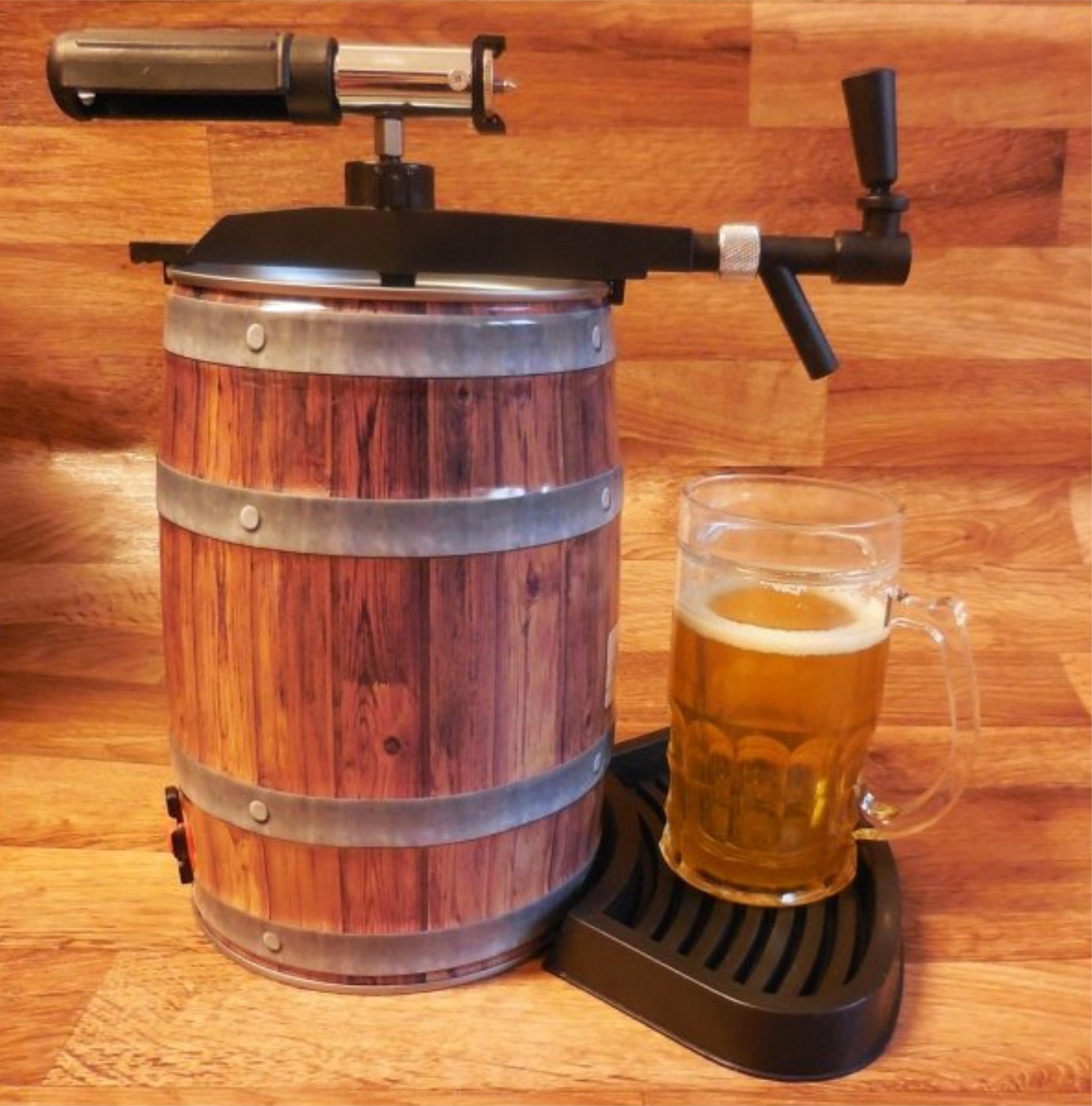 Pivní soudek s CO2 5L
