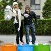 Recyklační tašky . Ecopack
