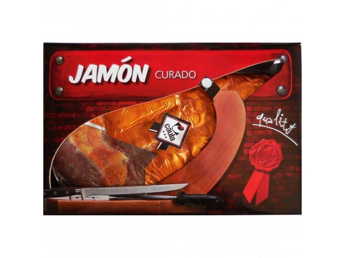 Jamon Caula ctverec