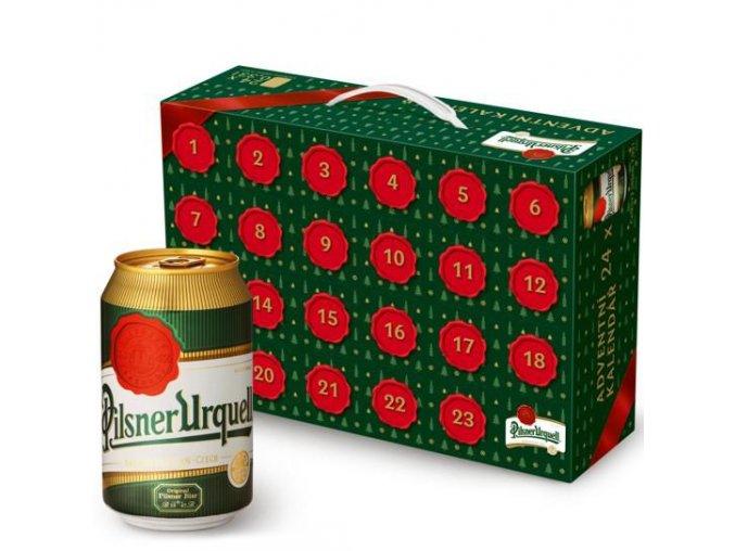 adventni kalendar Pilsner Urquell