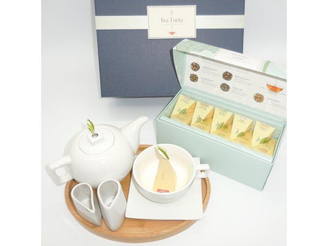 Solstice natur wood . Tea Forte®