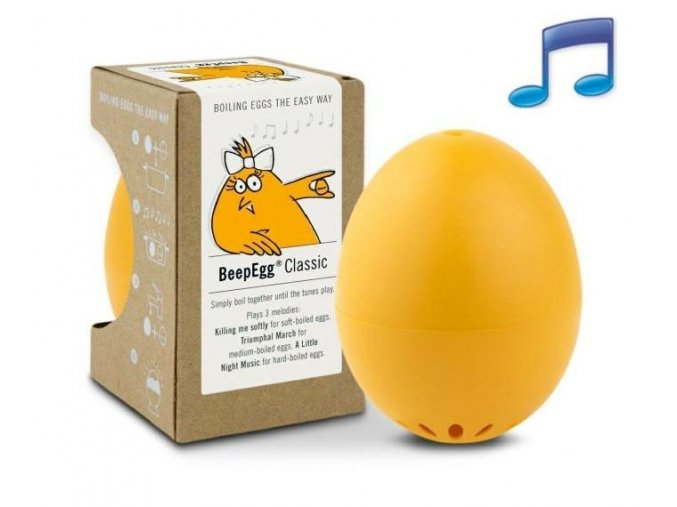 Hudební vajíčko . na hniličko Beep egg