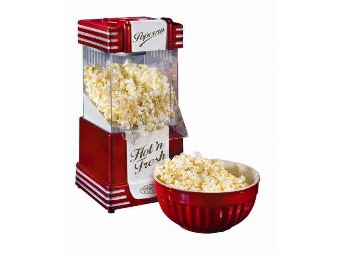 Retro popcornovač Guzzanti FC 140