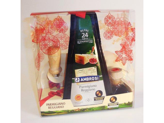 Parmezán & balsamico . Enjoy box