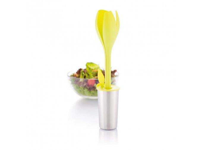 Set na salát . Tulipán