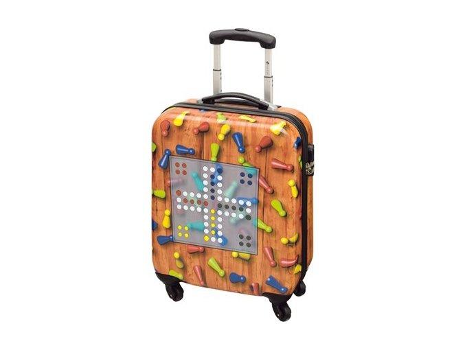 Cestovní kufr . Člověče, nezlob se