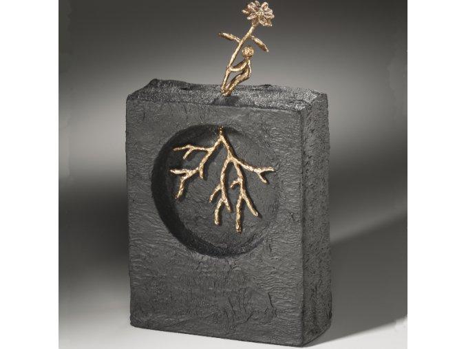 Kořeny . Bronz