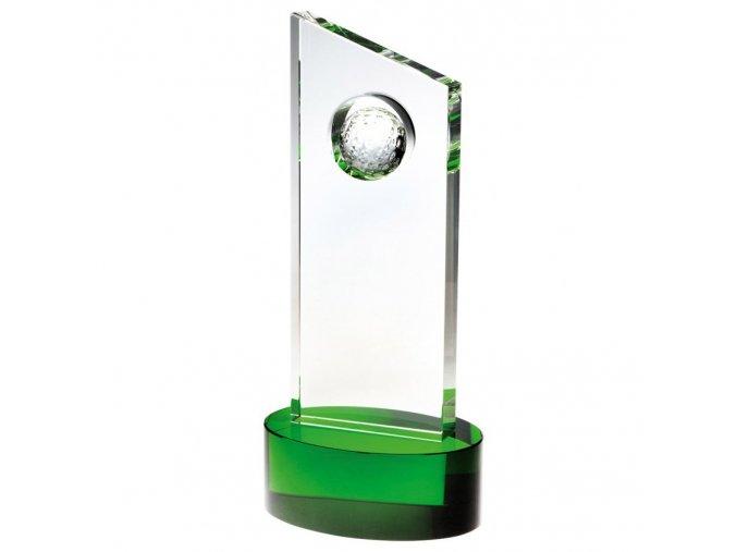 GREEN SLOPPY . Optivite, optické sklo