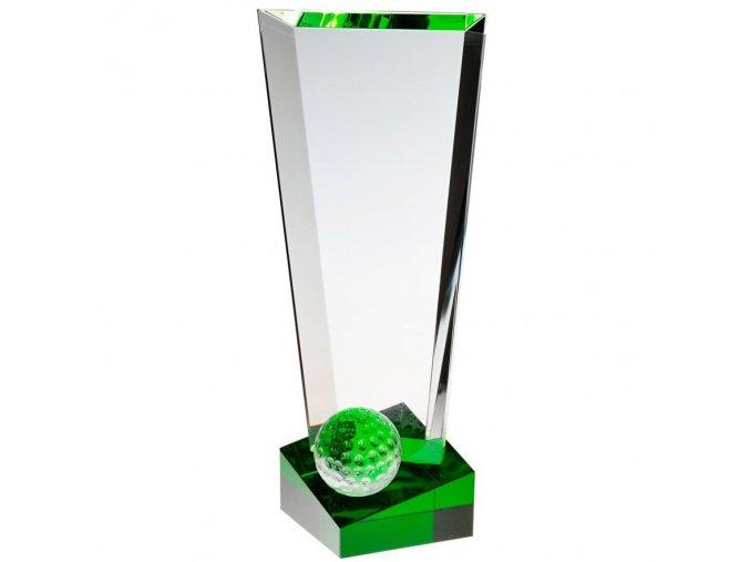 GREEN DAISY . Optivite, optické sklo