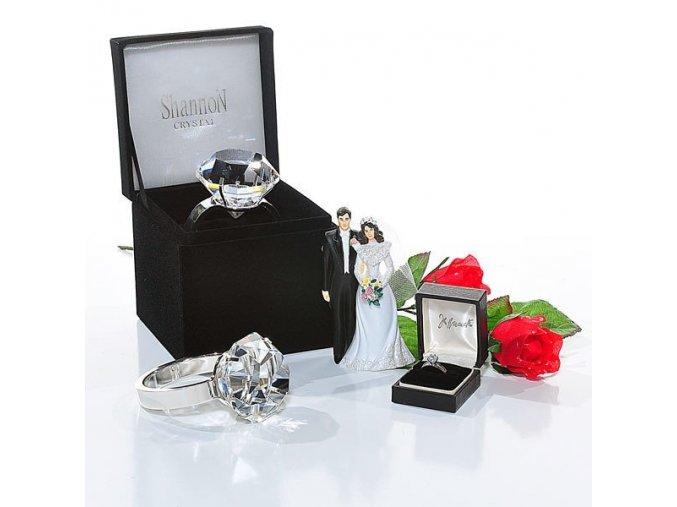 Zásnubní prsten . Na velikosti záleží
