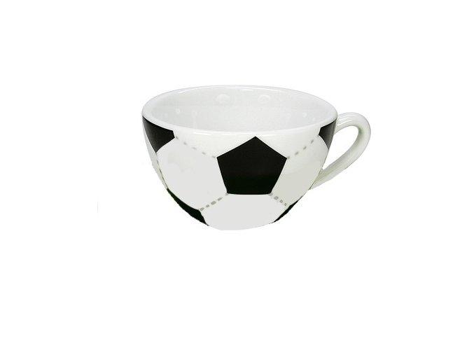 Fotbalový šálek bez podšálku . 250 ml