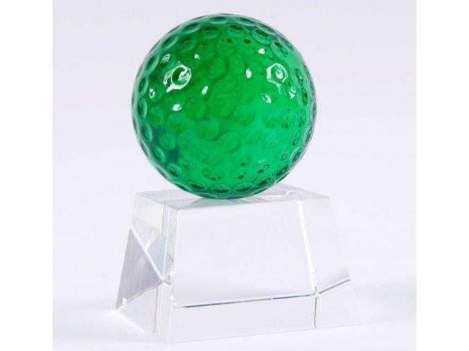 GREEN BALL . Kónický podstavec