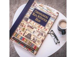 Chronologická kniha světových dějin . s mezníky oslavence