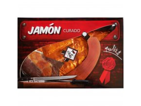 Jamon Caula ctverec