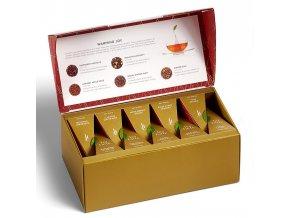 Ribbon box Warming Joy Gold . dárková sada po 20 ks