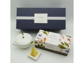 Retreat Herbal tea box . Tea forte®
