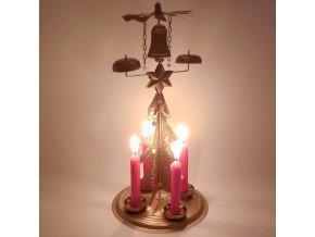 andělské zvonění