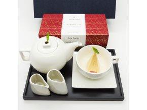 Solstice black wood . Tea Forte®